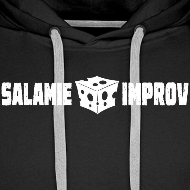 Salamie Improv + Logo (White official)