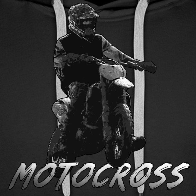 Motocross animation