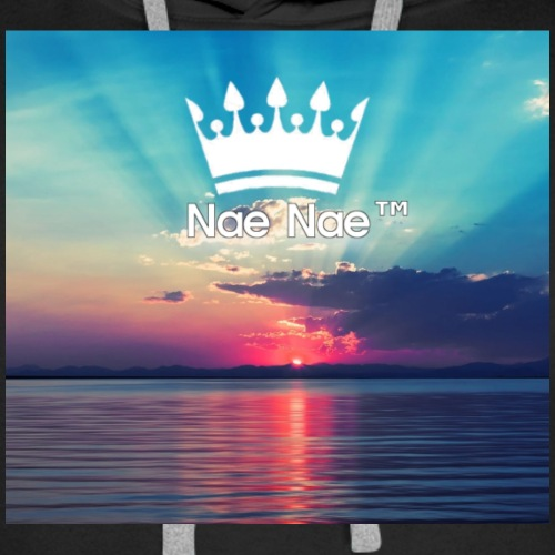 Nae Nae Sunrise - Männer Premium Hoodie