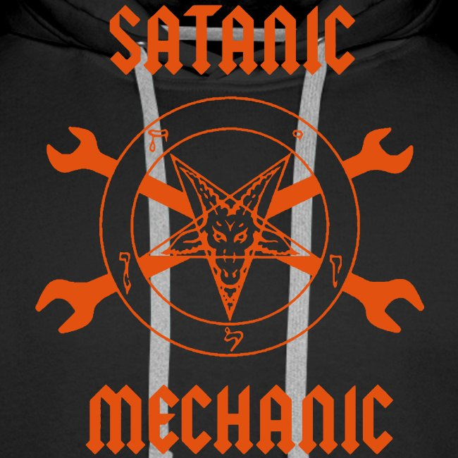 Satanic Mechanic Vector