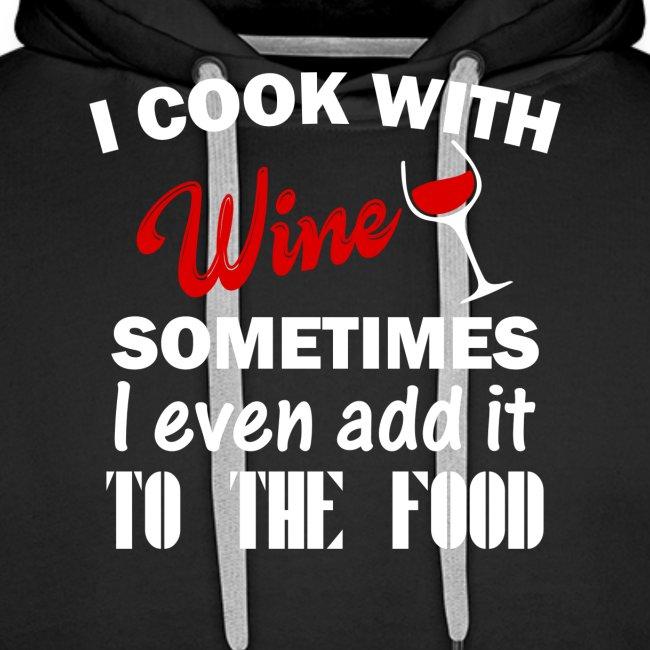 i cook