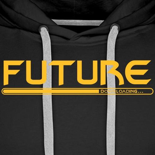 Future Downloading - Männer Premium Hoodie