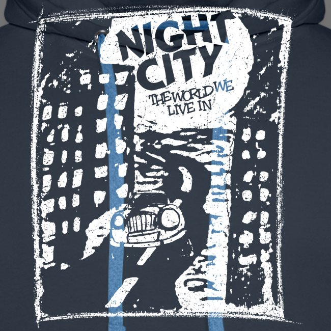 Night City (1c white)
