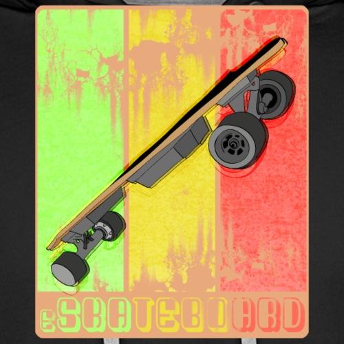 Elektroboard skateboard Rollen die Geschenkidee