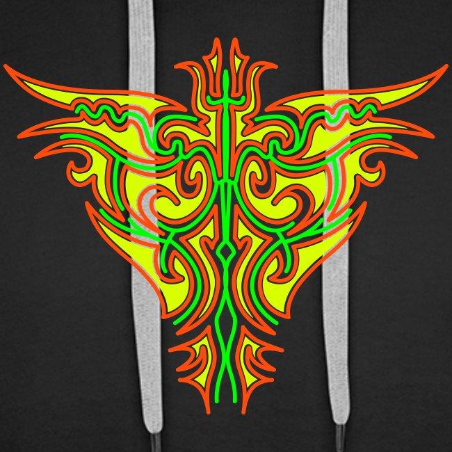 Pájaro de fuego maorí