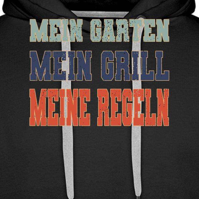 Mein Garten Mein Grill Meine Regeln Garten und BBQ