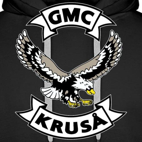 Kun GMC-medlemmer! - Kun for / kun til FULLMEMBER! - Herre Premium hættetrøje
