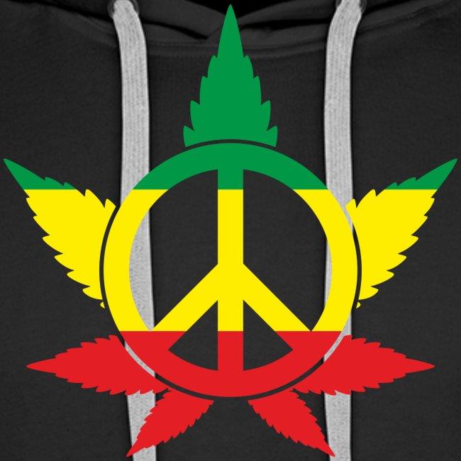 Peace färbig