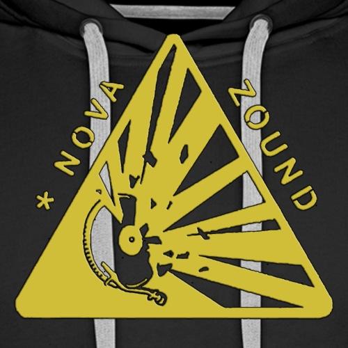 NovaZound - Männer Premium Hoodie