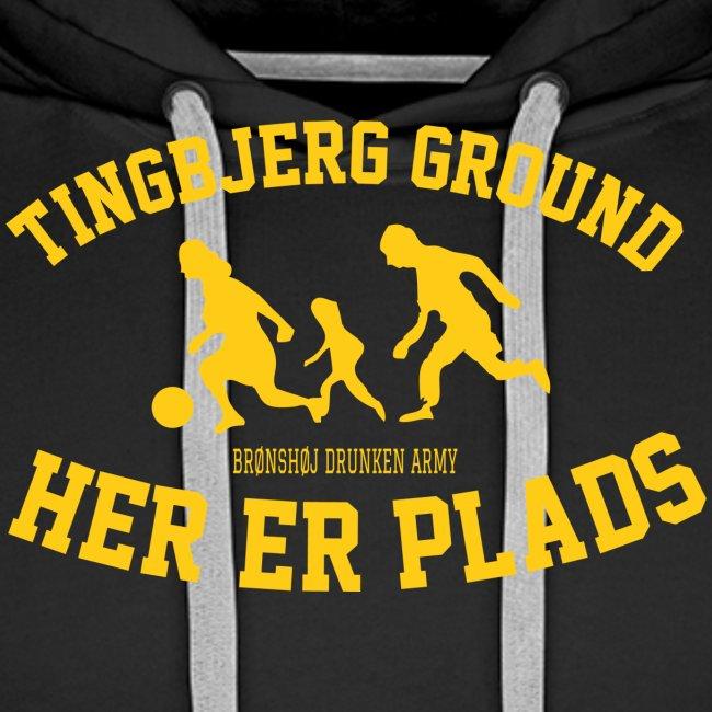Tingbjerg Ground - her er plads