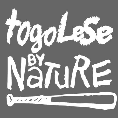 TOGOLESE BY NATURE - Sweat-shirt à capuche Premium pour hommes