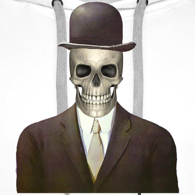 magritte skull