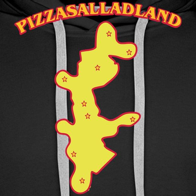 Pizzasalladland