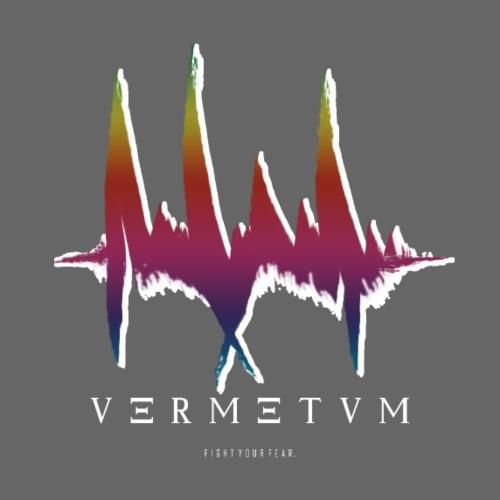 VERMETUM WHITE EDITION - Männer Premium Hoodie
