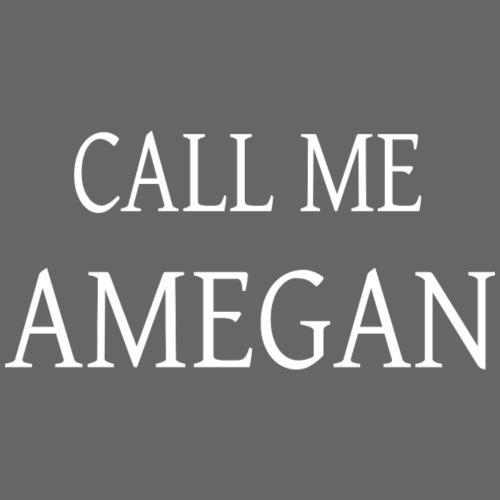 CALL ME AMEGAN Classe 3 - Sweat-shirt à capuche Premium pour hommes
