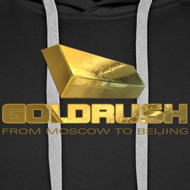 GOLDBARREN - GOLDRUSH - From moscow to beijing