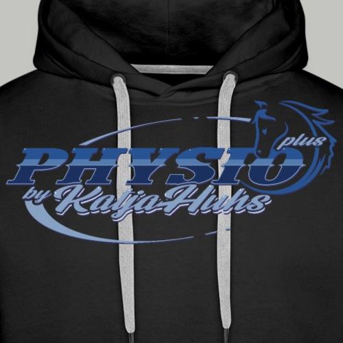 PHYSIOplus_2xPrint (Bitte max. 40° verk. waschen) - Männer Premium Hoodie