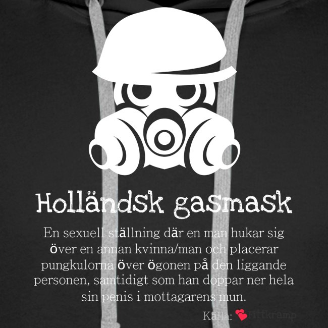 Holländsk gasmask
