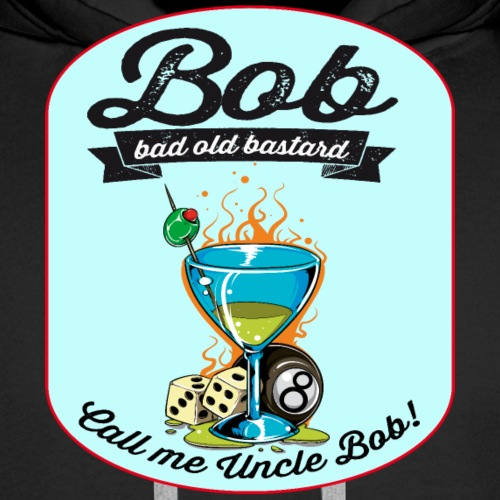 CALL ME UNCLE BOB - Männer Premium Hoodie
