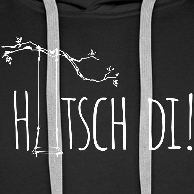 Vorschau: Hutsch di - Männer Premium Hoodie