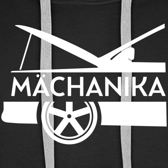 Vorschau: Mechanika - Männer Premium Hoodie