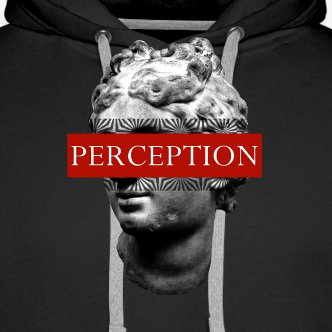 TETE GRECQ RED - PERCEPTION CLOTHING