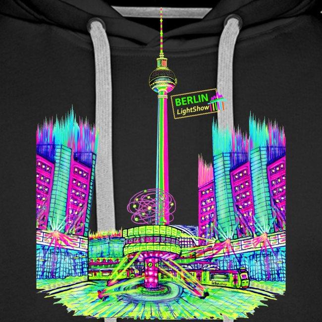 Berlin Alexanderplatz / BerlinLightShow /PopArt