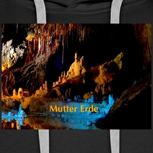 Mutter Erde - Männer Premium Hoodie