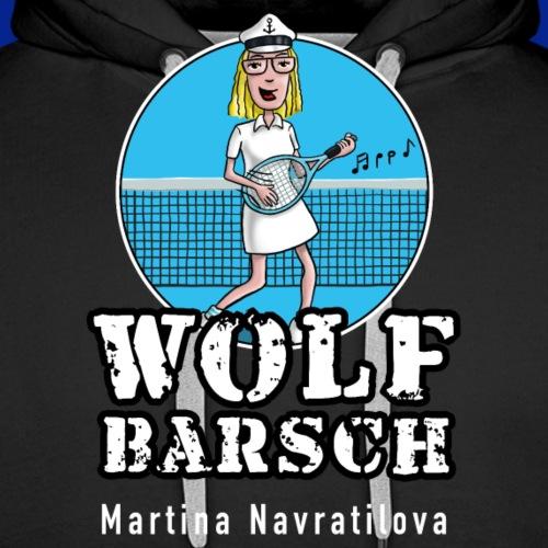 Wolf Barsch Shirts 2018 0 - Männer Premium Hoodie
