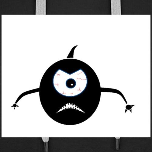 monster - Sudadera con capucha premium para hombre