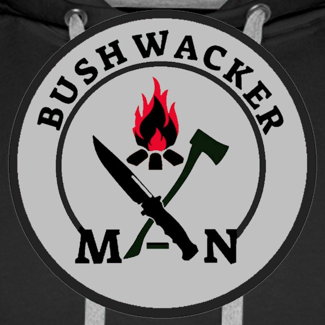 bushwackers logo Grey