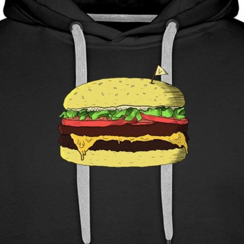 MEAT REFUSER - Men's Premium Hoodie