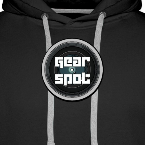 Gear Spot vintage shirt - Men's Premium Hoodie