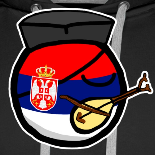 Serbiaball - Men's Premium Hoodie