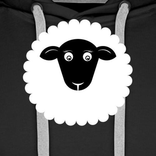 Schaf 1 - Männer Premium Hoodie