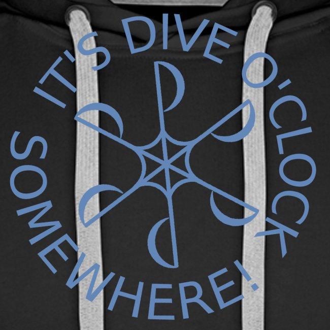 Dive o clock Light Blue