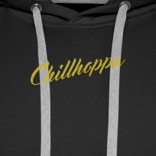 Chillhoppa Music Lover Shirt For Women - Men's Premium Hoodie