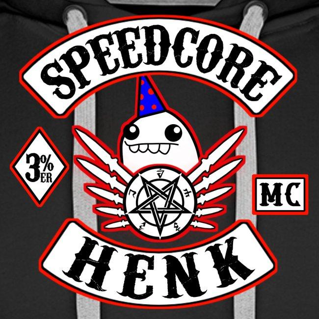 Speedcore Henk MC Logo