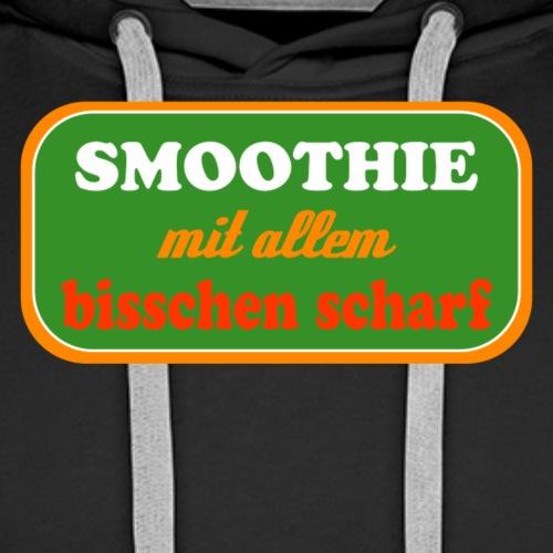 Smoothie 2 - Männer Premium Hoodie