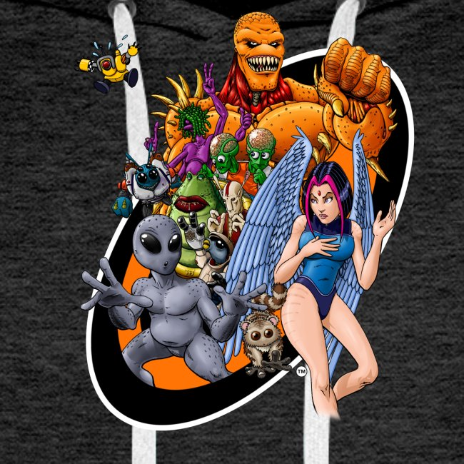 Startopia Character Emblem