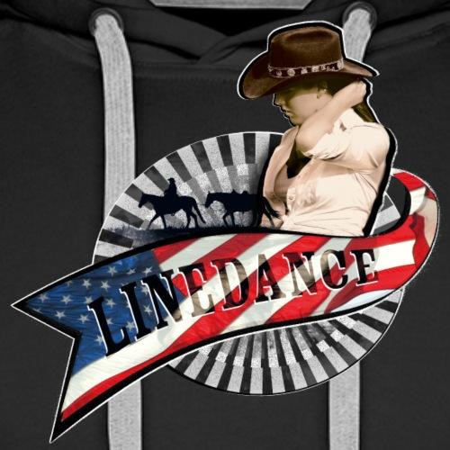 kl_linedance62 - Men's Premium Hoodie