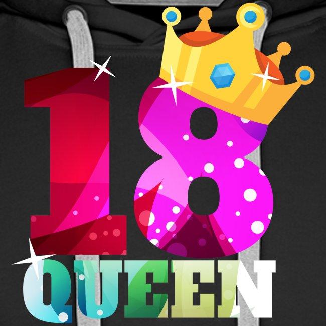 18. Geburtstag Queen