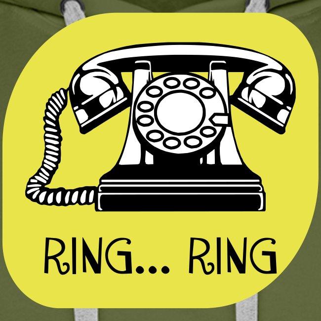 ring ring telefoon