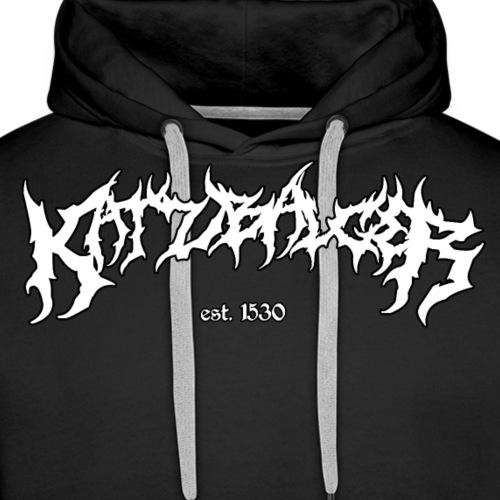 Katzbalger seit 1530 - Männer Premium Hoodie