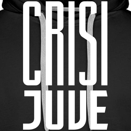 Crisi Big - Felpa con cappuccio premium da uomo