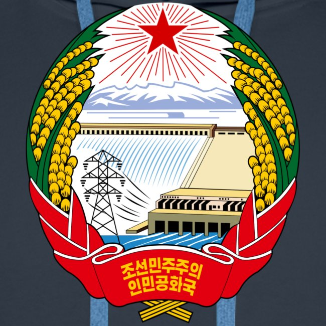 Emblem of North Korea