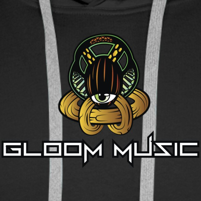 gloOm Music Front And Tree Of Life Back