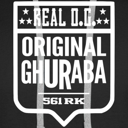 Real OG Original Ghuraba - Sweat-shirt à capuche Premium pour hommes