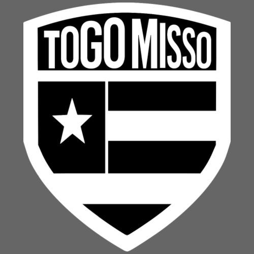 CLASSIQUE TOGO MISSO - Sweat-shirt à capuche Premium pour hommes