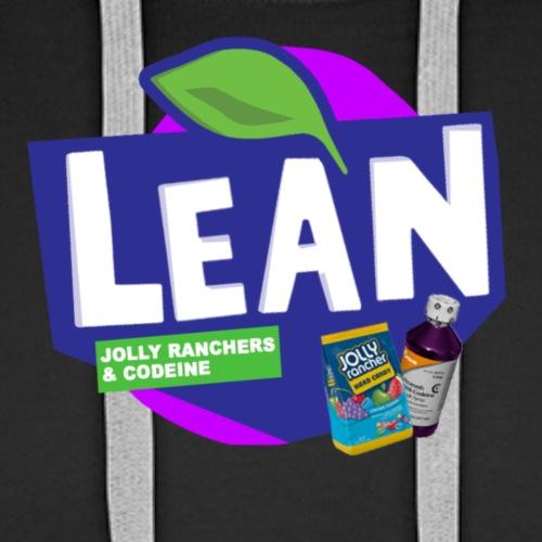 Lean - Men's Premium Hoodie